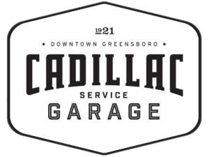 Cadillac Service Garage